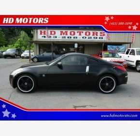 2007 Nissan 350Z Coupe for sale 101028235