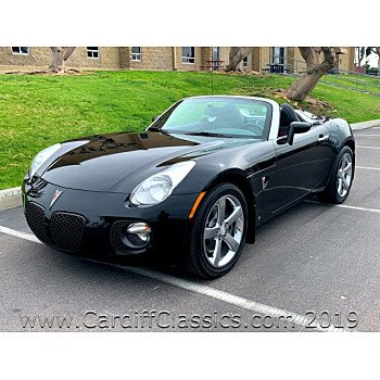 2007 Pontiac Solstice GXP Convertible for sale 101100664
