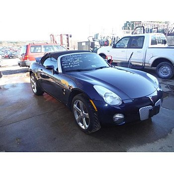 2007 Pontiac Solstice Convertible for sale 100292326