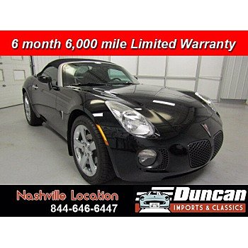 2007 Pontiac Solstice for sale 101012981