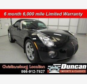 2007 Pontiac Solstice for sale 101012981