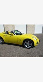 2007 Pontiac Solstice GXP Convertible for sale 101122520