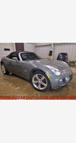 2007 Pontiac Solstice GXP Convertible for sale 101210119
