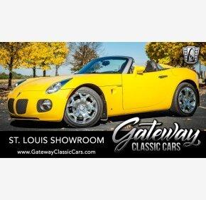2007 Pontiac Solstice GXP Convertible for sale 101225498