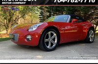 2007 Pontiac Solstice Convertible for sale 101483857