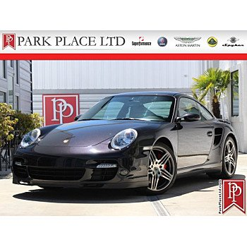 2007 Porsche 911 Turbo Coupe for sale 100989268