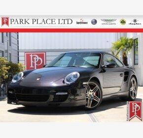 2007 Porsche 911 Turbo Coupe for sale 100989268
