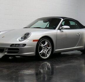 2007 Porsche 911 Cabriolet for sale 101048650