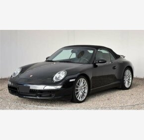 2007 Porsche 911 Cabriolet for sale 101107489