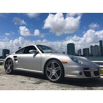 2007 Porsche 911 Turbo Coupe for sale 101148084