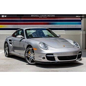 2007 Porsche 911 Turbo Coupe for sale 101170341