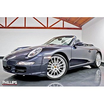 2007 Porsche 911 Cabriolet for sale 101179358