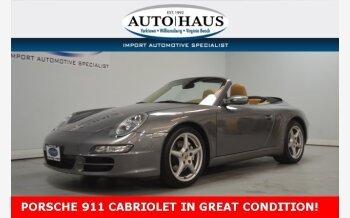 2007 Porsche 911 Cabriolet for sale 101184296