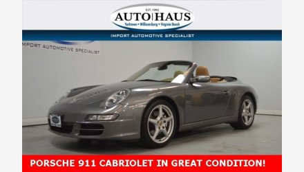 2007 Porsche 911 Cabriolet for sale 101184296