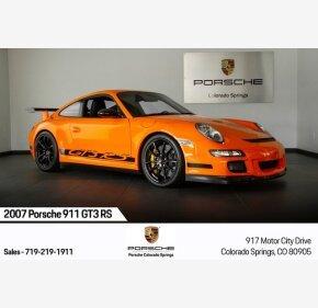2007 Porsche 911 GT3 Coupe for sale 101209567