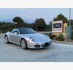 2007 Porsche 911 Carrera S Cabriolet for sale 101268045