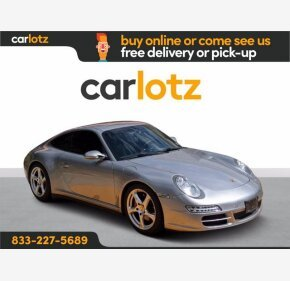2007 Porsche 911 Carrera 4S for sale 101332324