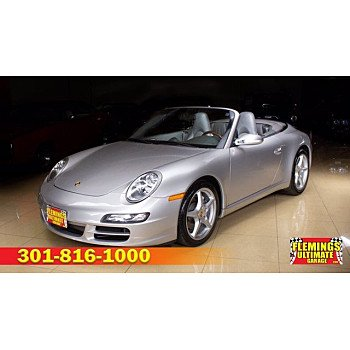 2007 Porsche 911 Cabriolet for sale 101358781