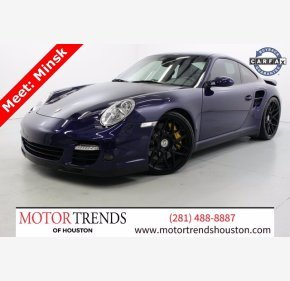 2007 Porsche 911 Turbo Coupe for sale 101395815