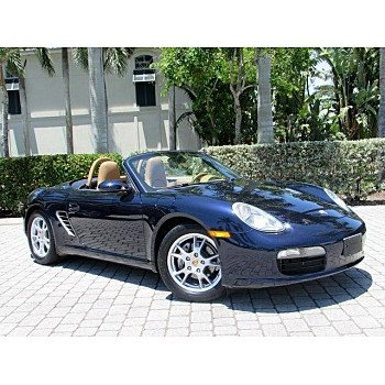 2007 Porsche Boxster for sale 101003660