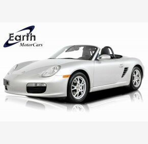 2007 Porsche Boxster for sale 101259055