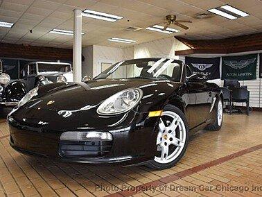 2007 Porsche Boxster for sale 101299626