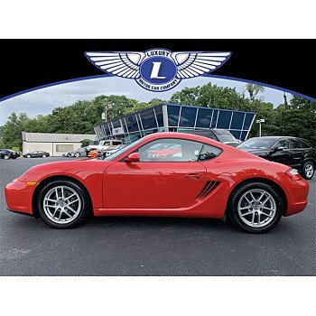2007 Porsche Cayman for sale 101168761