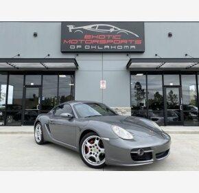 2007 Porsche Cayman S for sale 101220429