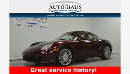 2007 Porsche Cayman S for sale 101236541