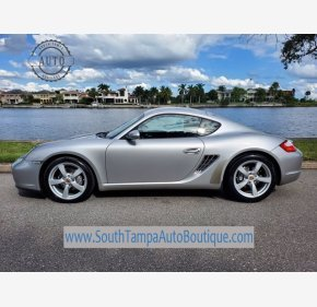 2007 Porsche Cayman for sale 101398573