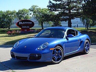 2007 Porsche Cayman S for sale 101531879