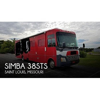 2007 Safari Simba for sale 300213650