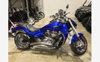 2007 Suzuki Boulevard 1800 for sale 200646611