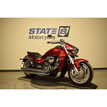 2007 Suzuki Boulevard 1800 for sale 200704857