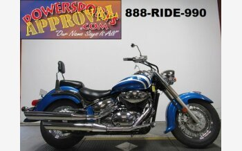 2007 Suzuki Boulevard 800 for sale 200619829