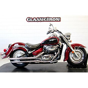 2007 Suzuki Boulevard 800 for sale 200663724
