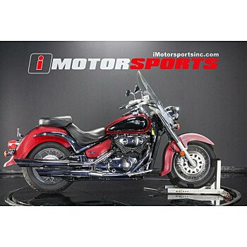 2007 Suzuki Boulevard 800 for sale 200693095