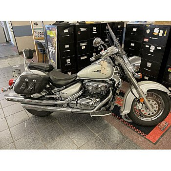 2007 Suzuki Boulevard 800 for sale 200850196