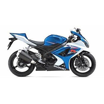 2007 Suzuki GSX-R1000 for sale 200802859