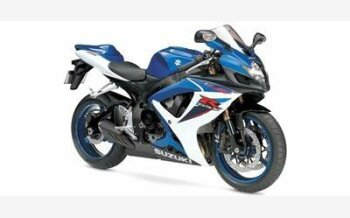2007 Suzuki GSX-R600 for sale 200428006