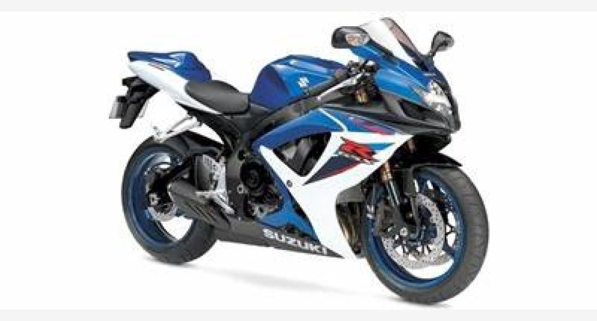 2007 Suzuki GSX-R600 for sale 200549952