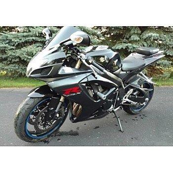 2007 Suzuki GSX-R600 for sale 200552496