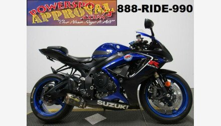 2007 Suzuki GSX-R600 for sale 200681458
