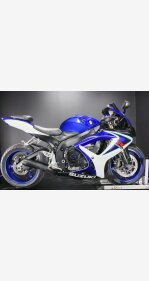 2007 Suzuki GSX-R600 for sale 200693080
