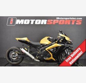 2007 Suzuki GSX-R600 for sale 200699259