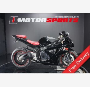 2007 Suzuki GSX-R600 for sale 200699555