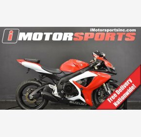 2007 Suzuki GSX-R600 for sale 200711549