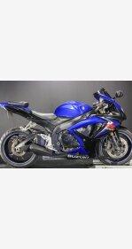 2007 Suzuki GSX-R600 for sale 200826508