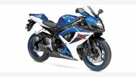 2007 Suzuki GSX-R600 for sale 200863356