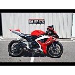 2007 Suzuki GSX-R600 for sale 201103238